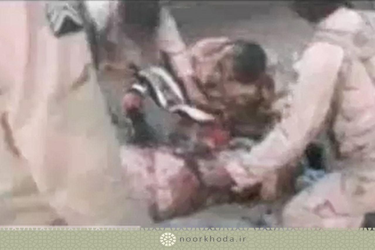 لحظه مجروحیت شهید محمد صفاری- پیوست داستان 56