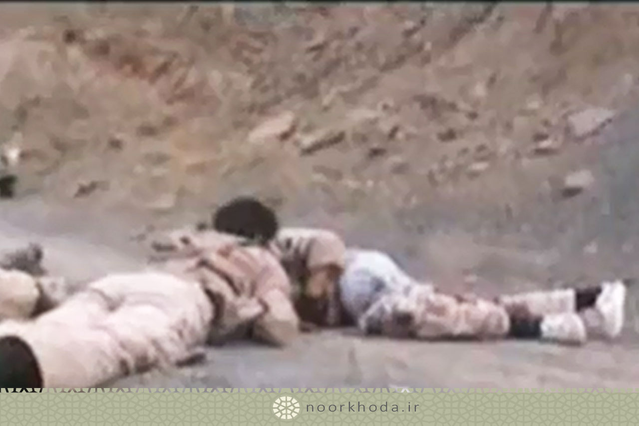 لحظه مجروحیت شهید اسماعیل سریشی-پیوست داستان 59
